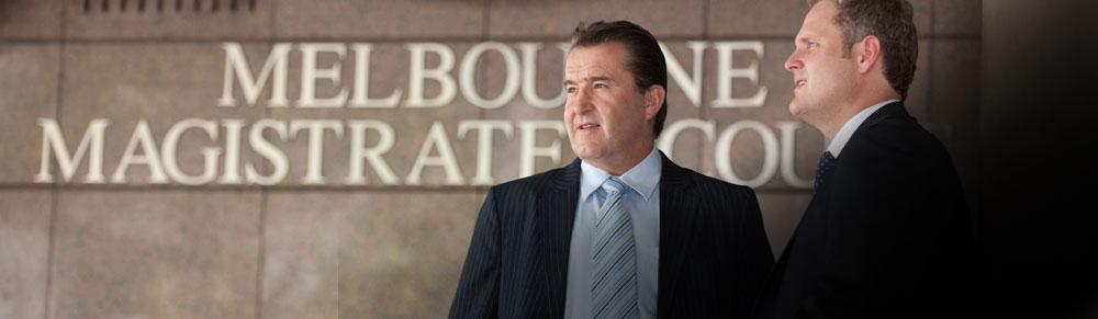 Dribbin & Brown Criminal Solicitors Melbourne