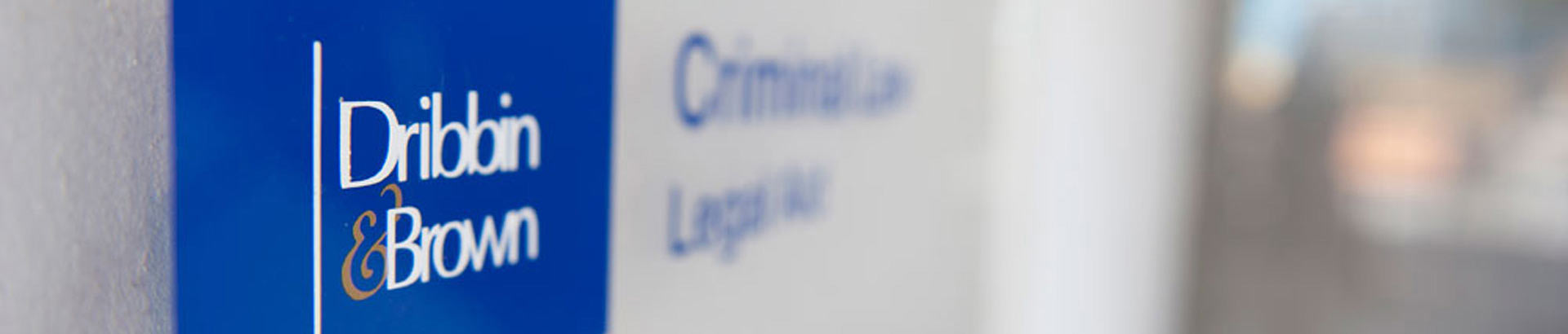 Criminal Lawyers Ballarat - Dribbin & Brown Criminal Lawyers