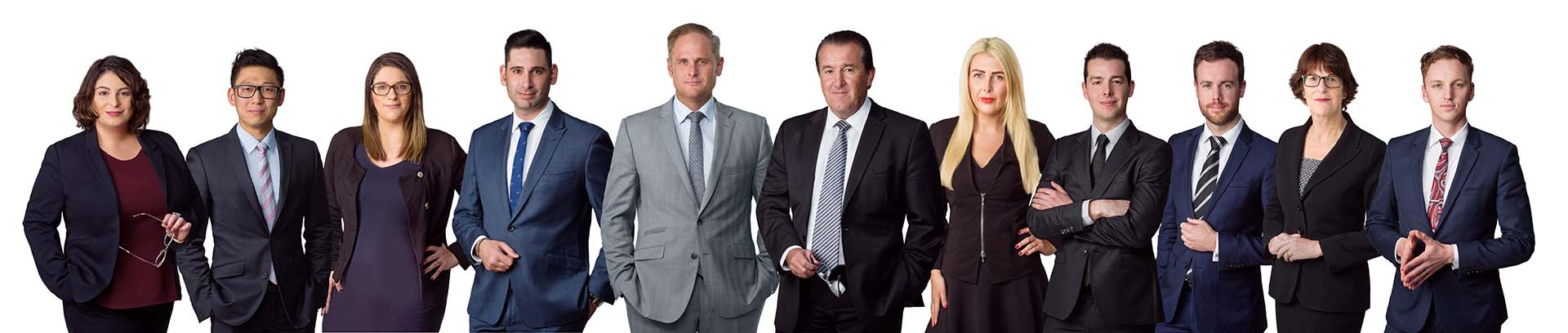 Dribbin & Brown Criminal Lawyers Melbourne Team