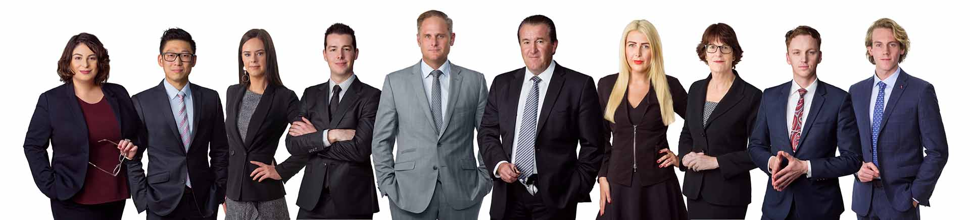 Dribbin and Brown Criminal Lawyers Melbourne Team Jan 2021